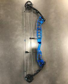Used Prime STX 39 RH 60 Pound 29.5 Inch sn N00589 Blue