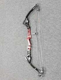 Used Mathews Apex7 RH 60 Pound 27.5 Inch sn 667439 Fade Red