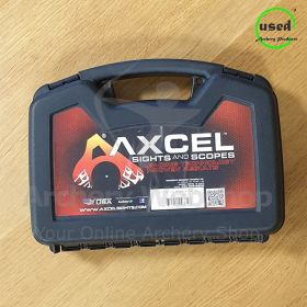 Used axcel AX Sight Case Black