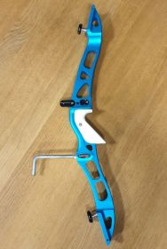 Hoyt Formula Handle RH Horizon 25 Inch Teal -Turquoise