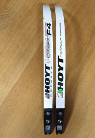 Used Hoyt Folmula F4 Medium 44 Lbs sn F205133222