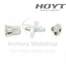 Used Hoyt Dovetail Set of 2 for Quattro Limbs