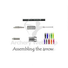 Complete Arrow Assembling