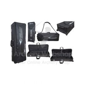 Avalon Tec-X Compound 116x41x24 Cm 45.5x9.5x16 Inch Black