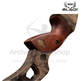 W&W Black Hunting ILF Handle Black Elk 21 Inch