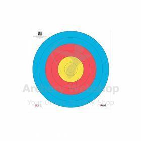 Decut 80 Cm 80 Gram Polyester Target Face 6 rings