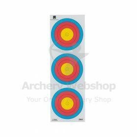 Decut 40 Cm 80 Gram 3-Spot Vertical Compound - Dutch Target