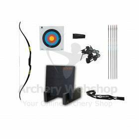Archery #stayhome set for archery starters Shooting ready