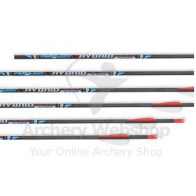 Avalon Carbon Hybrid Arrow with 1.75 Inch Vanes