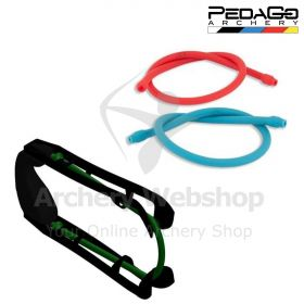 Pedago Warm Up Tool With 3 Elastic Bands