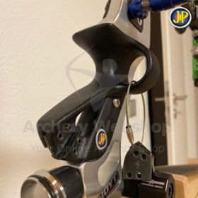 JP- Manufaktur Ring Grip Black Adjustable