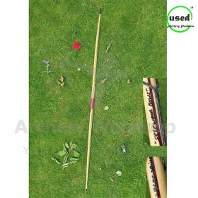 Used Traditional Long Bow Selfwood Bows 28 Lbs