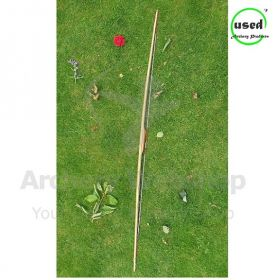 """Used Traditional Long Bow DB Bows """"Special Blue"""" 71 Inch 34 Lbs"""