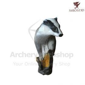 Schosi 3D Target Badger