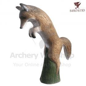 Schosi 3D Target Jumping Fox