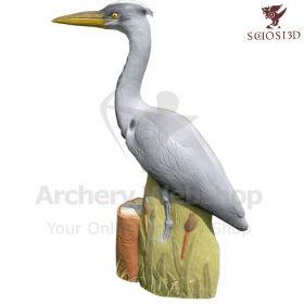 Schosi 3D Target Heron Deluxe