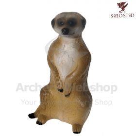 Schosi 3D Target Meerkat