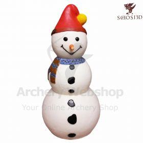 Schosi 3D Target Snowman