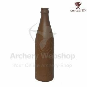 Schosi 3D Target Beer Botle