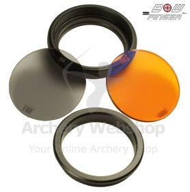 BowFinger Filter Kit Gray & Amber for 2020 Scope