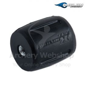 Avalon Damper Tec-X 31 mm 1/4 Inch Black