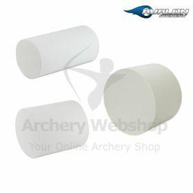 Avalon Foam Centers Dura White Round
