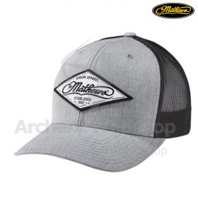Mathews Cap Diamond Black