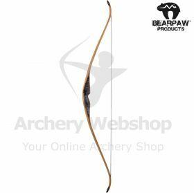 Bearpaw Longbow Slick Stick Charcoal 58 Inch 2020