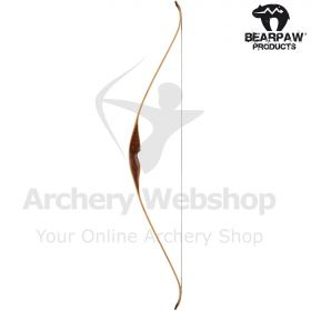 Bearpaw Longbow Slick Stick Nutmeg 58 Inch 2020