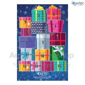 Egertec Christmas Target Face Presents