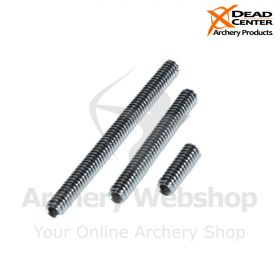 Dead Center Stainless Weight Stud Kit Stainless threaded rods
