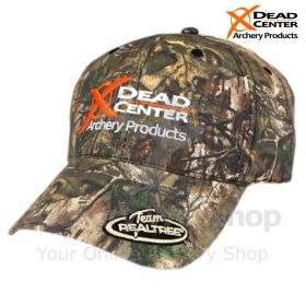 Dead Center Logo Hat Realtree Xtra Camo