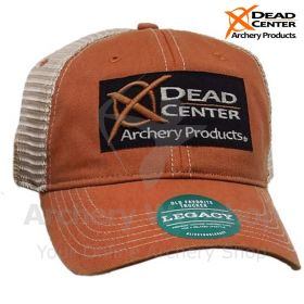 Dead Center Legacy OFA Trucker Hat Orange