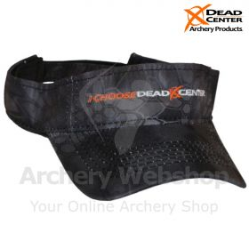 Dead Center Embroidered Visor I Choose Dead Center Kryptek Typhon