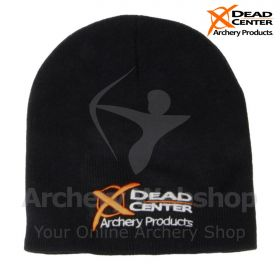 Dead Center Logo Knit Cap Black