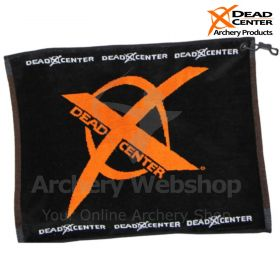 Dead Center Shooter Towel with Logo