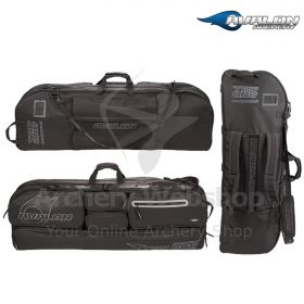 Avalon Compound Soft Case Tec One 116 Cm With Multiple Pockets Black