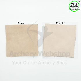 Dongs-Key Square 95 x 95 x 1 Mm Cordvan Soft Leather