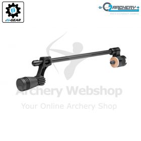 Q2i Archery Front Mount String Tamer