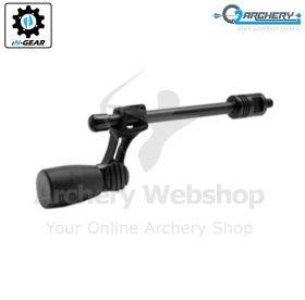 Q2i Archery Rear Mount String Tamer