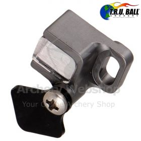 TRU Ball Sight Parts Achieve Sight Scale Magnifier Wide Gray