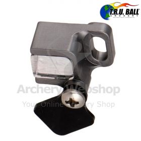 TRU Ball Sight Parts Achieve Sight Scale Magnifier Gray