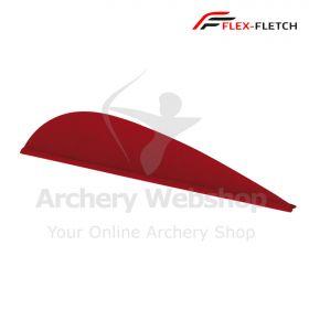 Flex-Fletch Parabolic Field Target Archery Vanes 175