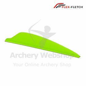 Flex-Fletch Shield Premium Competition Target Archery Vanes 187