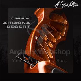 Hoyt Arizona Desert Brady Ellison Recuve Riser Series