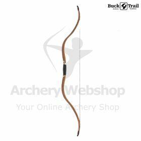 Buck Trail Horse Bow Hayk 52 Inch Bamboo
