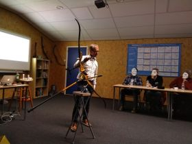 Archery Learning Projects Workshop Recurve Fine Tuning 22 March 2020