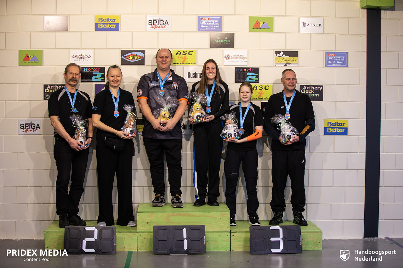 Dutch Nationals Bare Bow 2020