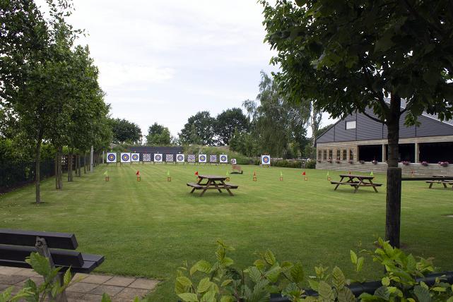 Schietweide Archery Service Center Outdoor Range