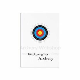 Coach Kim Kim Hyung Tak Archery